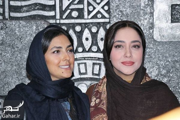 625960 Gahar ir عکسهای جدید و متفاوت بهاره کیان افشار در اکران مردمی فیلم اسرافیل