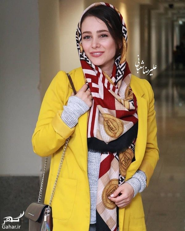 660514 Gahar ir استایل متفاوت الناز حبیبی و سمیرا حسن پور در اکران مردمی فیلم هاری / تصاویر