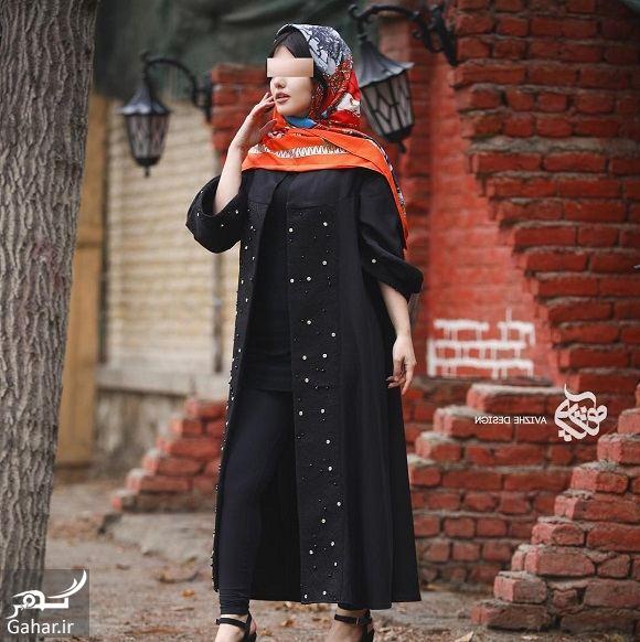 701123 Gahar ir مدل جدید مانتو زنانه و دخترانه طرح مدرن و سنتی 97