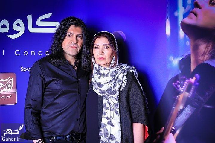775579 Gahar ir عکس کاوه یغمایی و مادرش