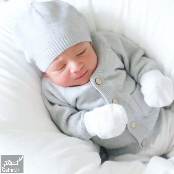 805778 Gahar ir پسر رضا قوچان نژاد و سروین بیات به دنیا آمد / تصاویر