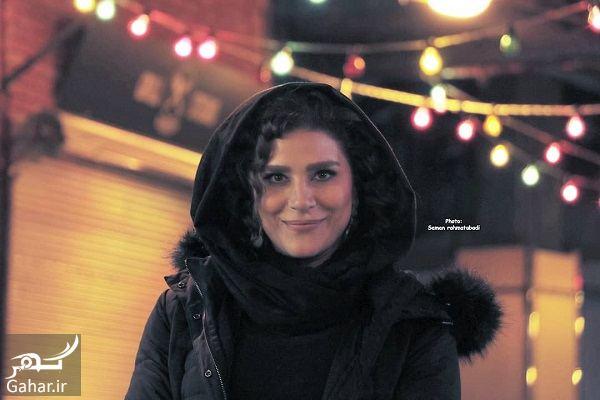 808090 Gahar ir سحر دولتشاهی در اکران مردمی فیلم اسرافیل / 7 عکس
