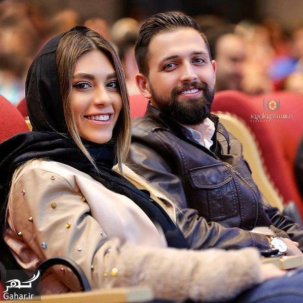 829877 Gahar ir عکس محسن افشانی و همسرش در کنسرت حسن ریوندی