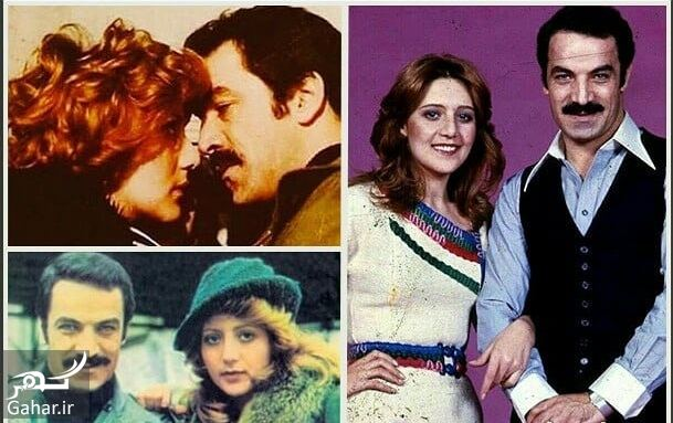 847868 Gahar ir عکس سعید راد و همسر اول و دومش