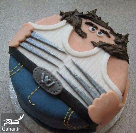 873340 Gahar ir مدل کیک روز پدر