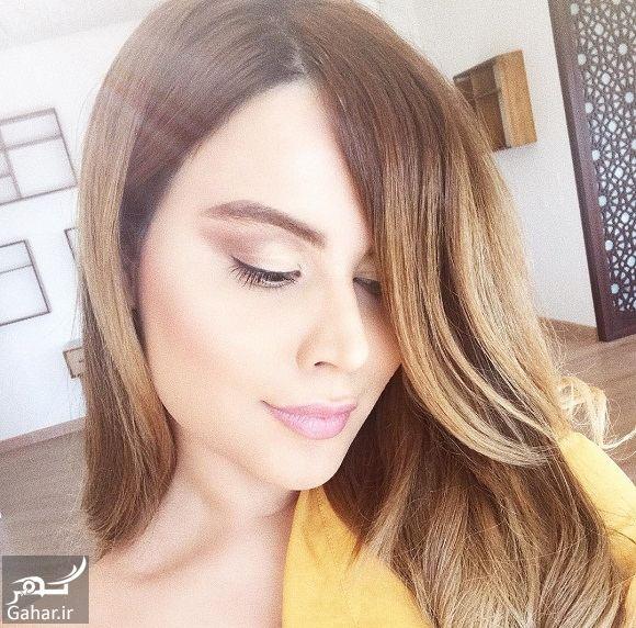 902176 Gahar ir بیوگرافی پریا عرب زاده مدل ایرانی + عکسها