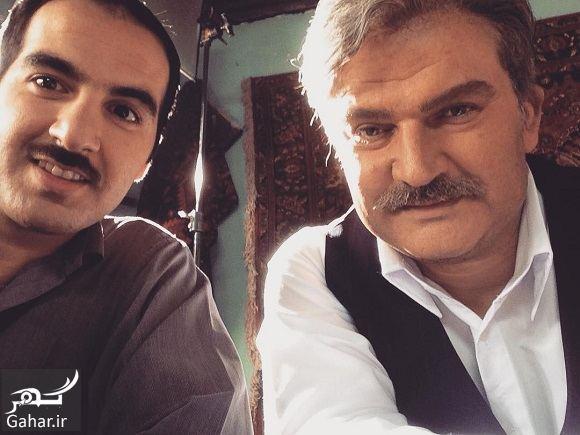 931547 Gahar ir بازیگر نقش اصغری در سریال شهرزاد + بیوگرافی پاشا جمالی