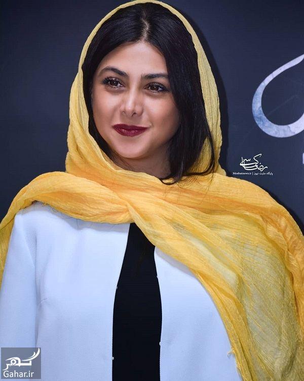 946615 Gahar ir عکسهای آزاده صمدی در اکران مردمی فیلم اسرافیل