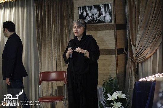 005397 Gahar ir عکسهای بازیگران در مراسم سالگرد عارف لرستانی