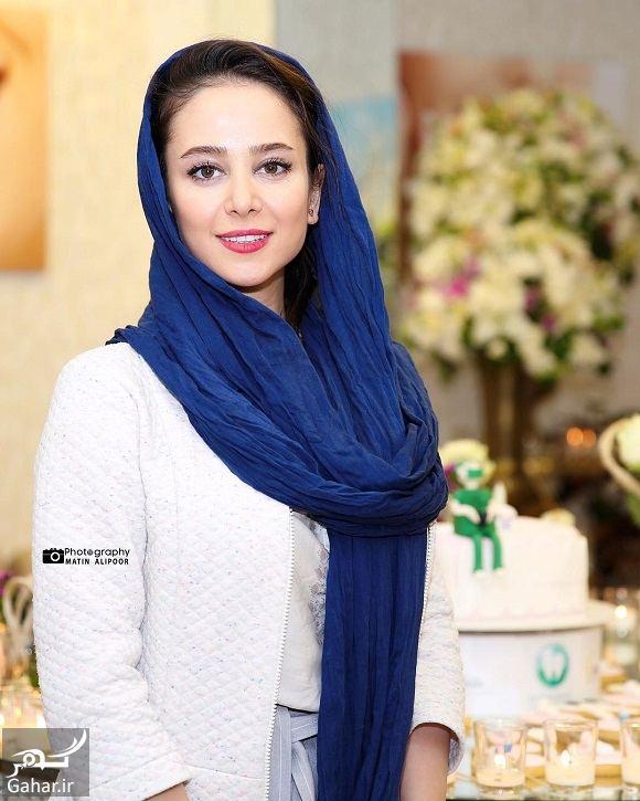 065383 Gahar ir عکس های الناز حبیبی در افتتاحیه دندانپزشکی