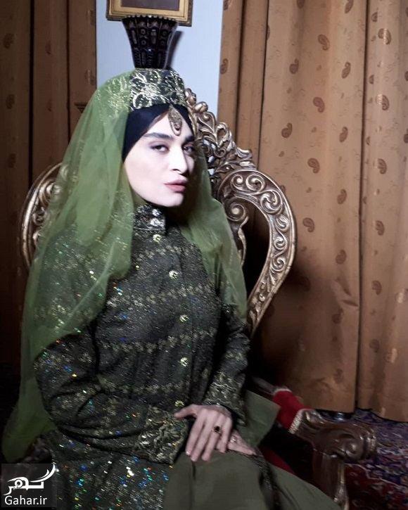 089940 Gahar ir عکسهای اندیشه فولادوند در سریال ایراندخت