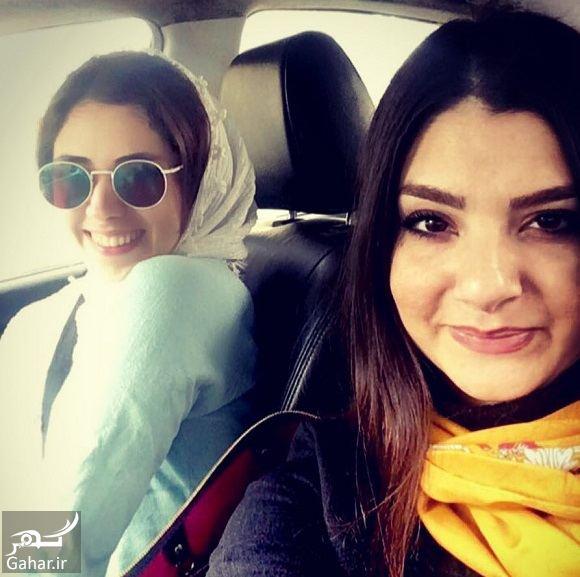 123450 Gahar ir عکسها و بیوگرافی نیلوفر رجایی فر بازیگر داعشی پایتخت