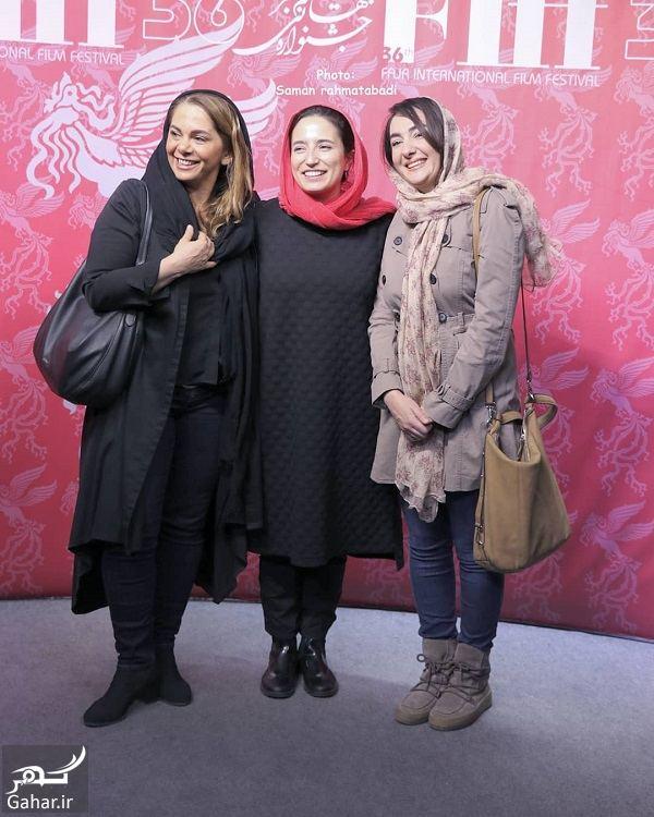 133490 Gahar ir عکسهای بازیگران در سی و ششمین جشنواره جهانی فیلم فجر