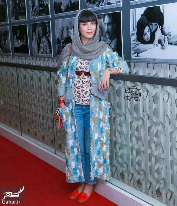172401 Gahar ir استایل خاص بیتا بیگی در جشنواره جهانی فیلم فجر 2018