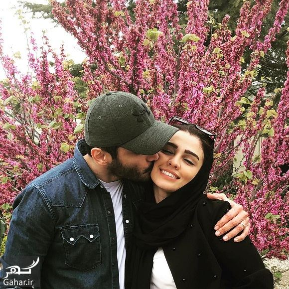 221109 Gahar ir عکسهای عاشقانه سیما خضرآبادی و همسرش