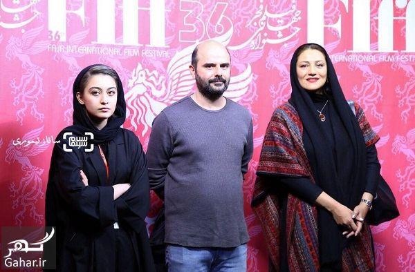 242395 Gahar ir عکسهای بازیگران در سی و ششمین جشنواره جهانی فیلم فجر