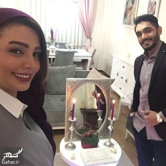 314426 Gahar ir عکسهای عاشقانه سیما خضرآبادی و همسرش