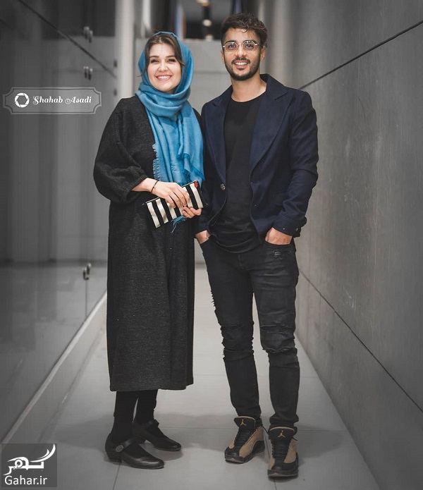 403846 Gahar ir عکسهای جدید گلوریا هاردی و همسرش در اکران مردمی لاتاری