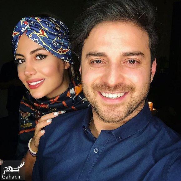 457756 Gahar ir عکس خاص بابک جهانبخش و همسرش