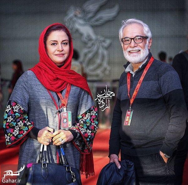 502330 Gahar ir عکسهای بازیگران در سی و ششمین جشنواره جهانی فیلم فجر