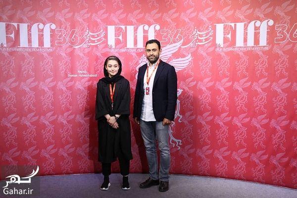 617230 Gahar ir عکسهای بازیگران در سی و ششمین جشنواره جهانی فیلم فجر