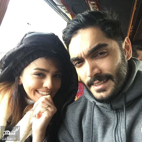 666391 Gahar ir عکسهای عاشقانه سیما خضرآبادی و همسرش