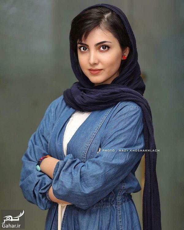 759051 Gahar ir عکسهای جدید زیبا کرمعلی در اکران فیلم لاتاری