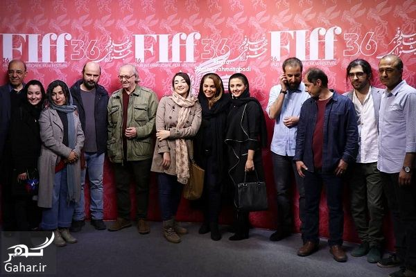 798606 Gahar ir عکسهای بازیگران در سی و ششمین جشنواره جهانی فیلم فجر