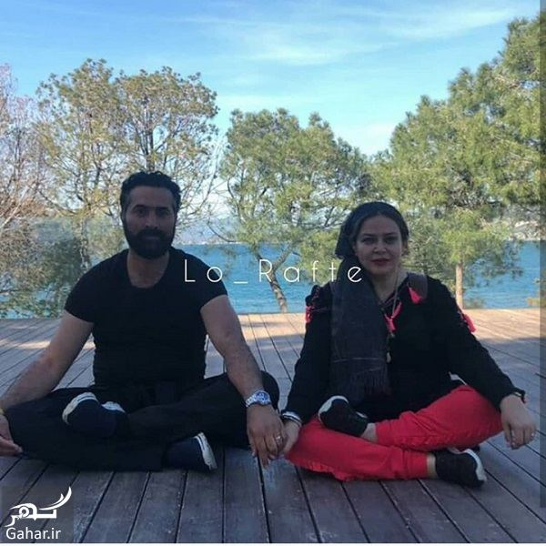 891538 Gahar ir عکسهایی متفاوت از بهاره رهنما و همسرش در حال یوگا