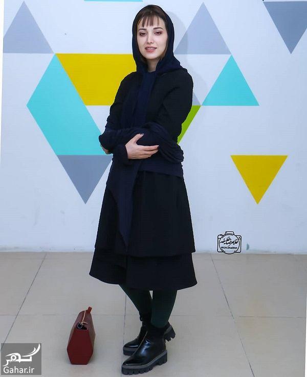 940962 Gahar ir تیپ خاص روشنک گرامی در افتتاحیه فیلم کوپال / 4 عکس
