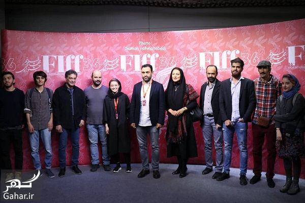 959684 Gahar ir عکسهای بازیگران در سی و ششمین جشنواره جهانی فیلم فجر