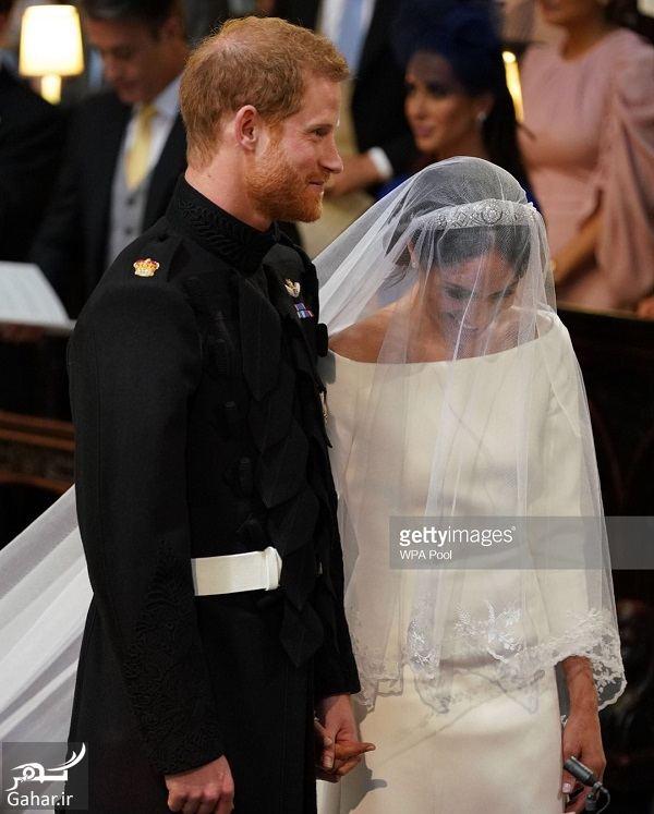 101437 Gahar ir مراسم ازدواج شاهزاده انگلستان با بازیگر آمریکایی / تصاویر