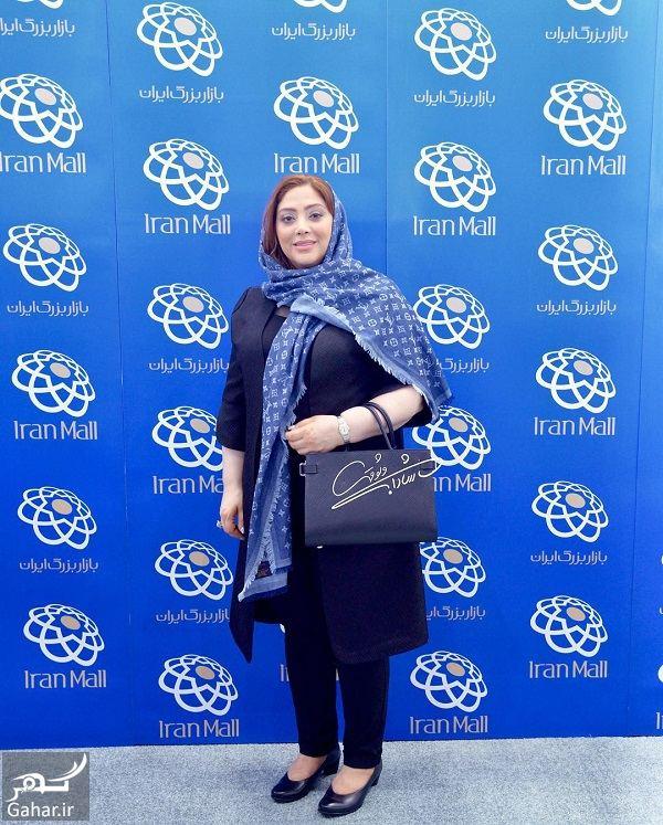 157993 Gahar ir عکسهای جدید بازیگران در مراسم افتتاحیه ایران مال