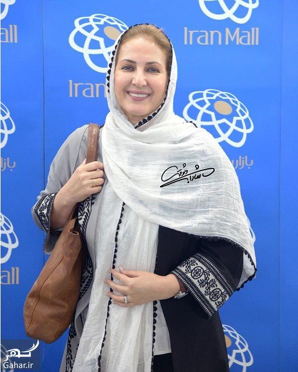 181753 Gahar ir عکسهای جدید بازیگران در مراسم افتتاحیه ایران مال