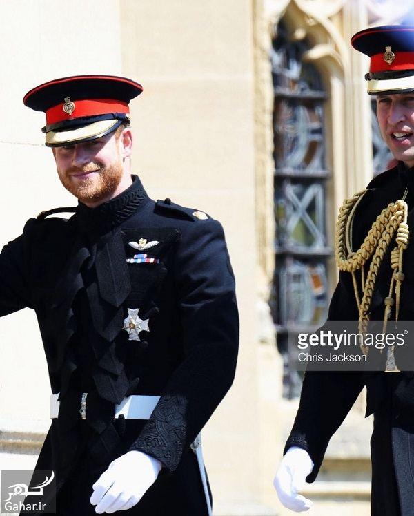 207873 Gahar ir مراسم ازدواج شاهزاده انگلستان با بازیگر آمریکایی / تصاویر