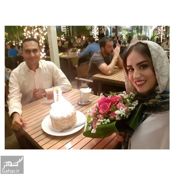 216693 Gahar ir عکسهای دیدنی از اولین سالگرد ازدواج هانیه غلامه و همسرش