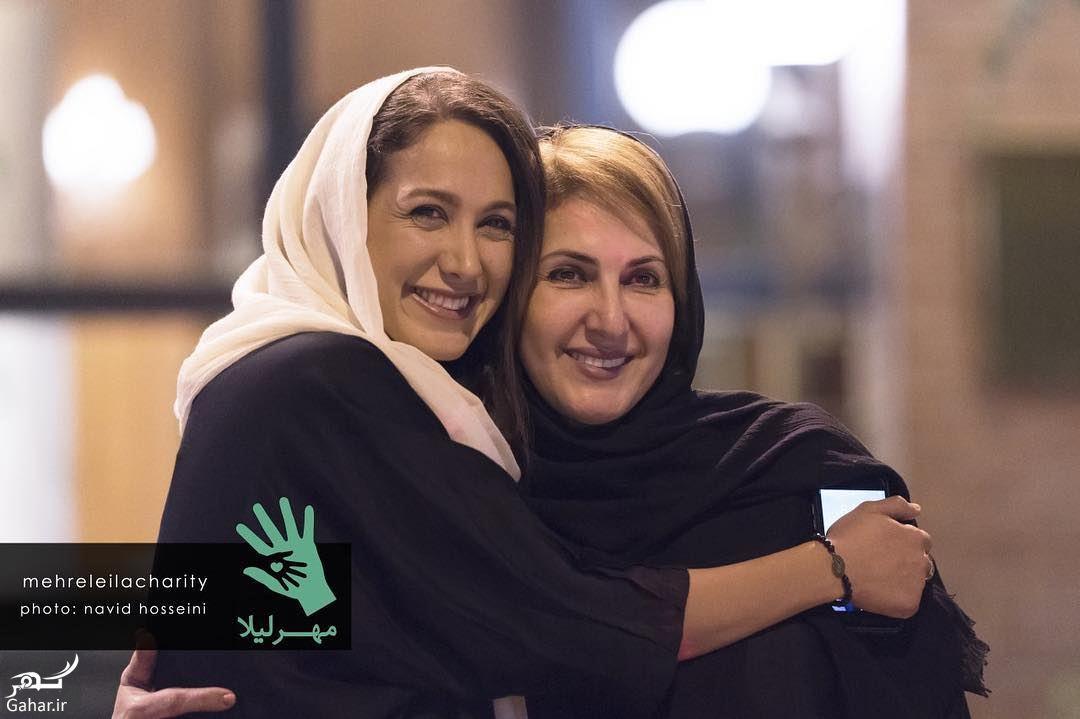 310915 Gahar ir عکسهای جدید بازیگران در ضیافت خیریه مهر لیلا