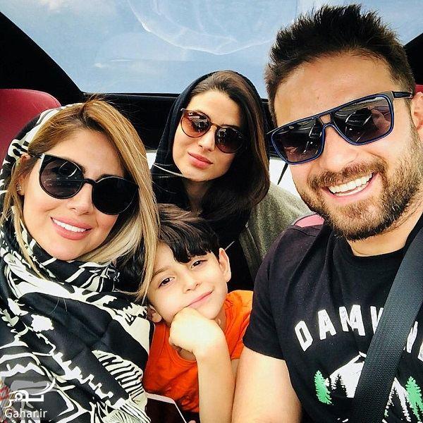 379182 Gahar ir تفریحات بابک جهانبخش و خانواده اش در کاشان / 3 عکس