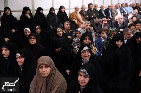 454063 Gahar ir عکسهای دیدنی از دیدار رهبری با سران و فعالان سیاسی فرهنگی