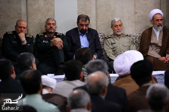 638139 Gahar ir عکسهای دیدنی از دیدار رهبری با سران و فعالان سیاسی فرهنگی