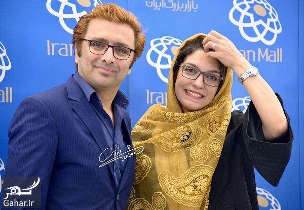 796453 Gahar ir عکسهای جدید بازیگران در مراسم افتتاحیه ایران مال