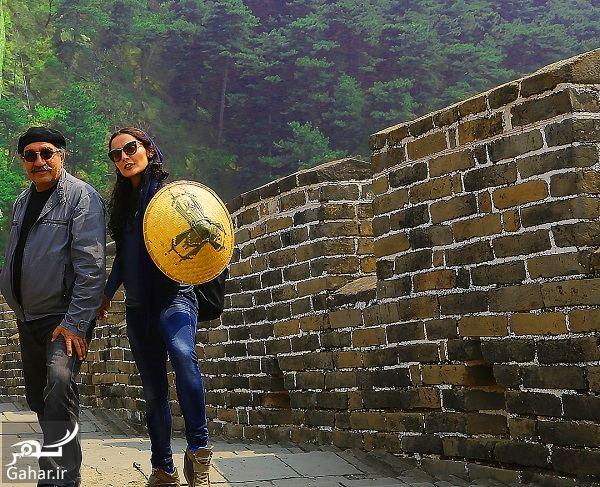 869722 Gahar ir عکسهای دیدنی ماهور الوند و السا فیروزآذر در چین