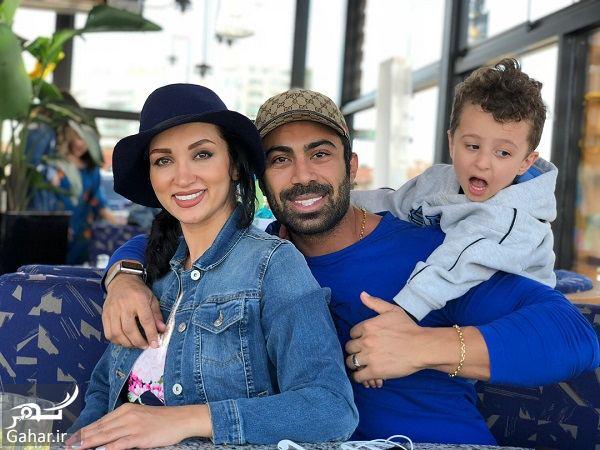 999491 Gahar ir عکسهای جذاب روناک یونسی در کنار همسر و فرزندانش