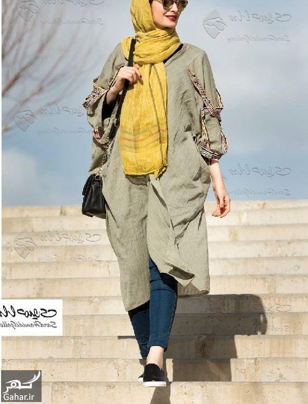 084754 Gahar ir مدل جدید مانتو زنانه تابستان 97