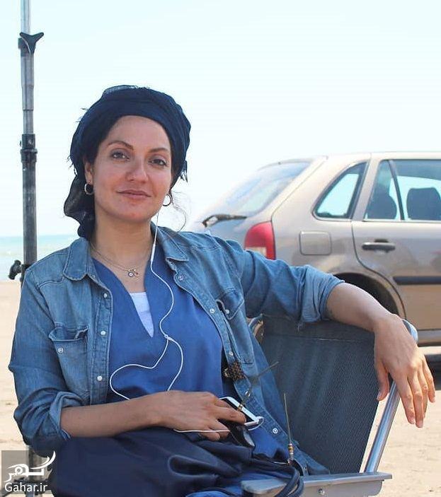 102284 Gahar ir حال خوب مهناز افشار در فیلم جدیدش / 4 عکس