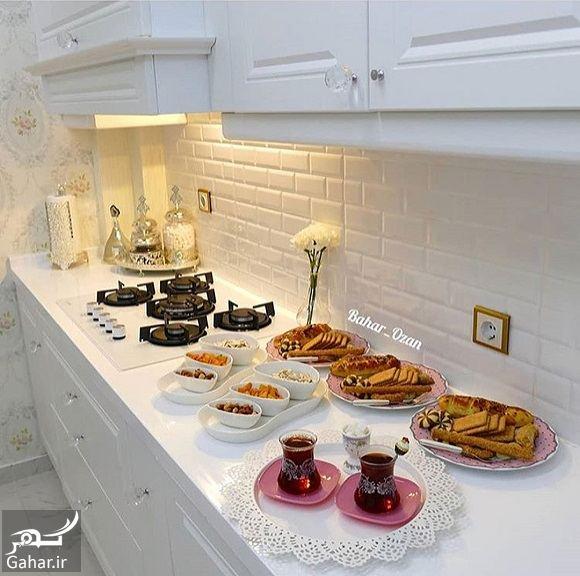 117513 Gahar ir عکسهای منزل نو عروس شیک و زیبا سری یازدهم (چیدمان ، مبلمان ، آشپزخانه و … )