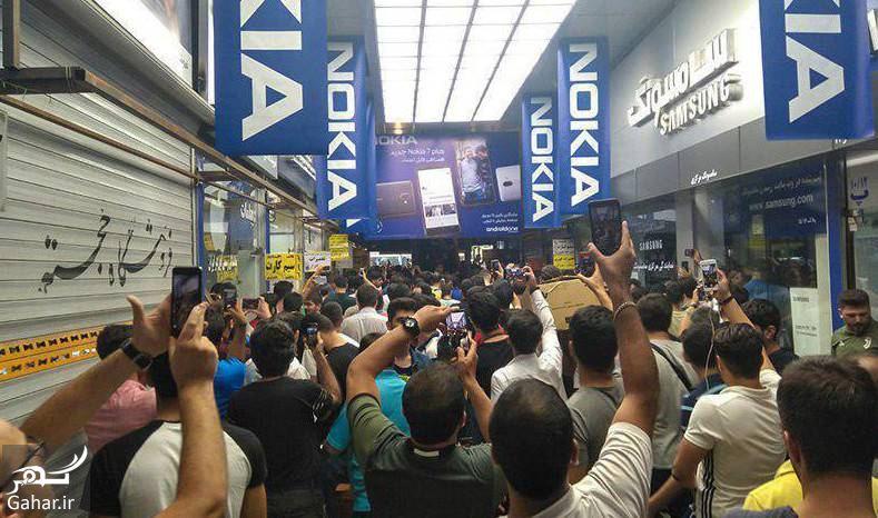 208825 Gahar ir اعتصاب بازار تهران