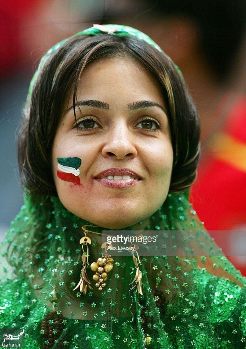 286835 Gahar ir عکس تماشاگران ایرانی در بازی ایران پرتغال در روسیه / 22 عکس