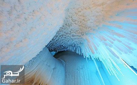 467734 Gahar ir غار نینگوو ؛ غار یخی در چین