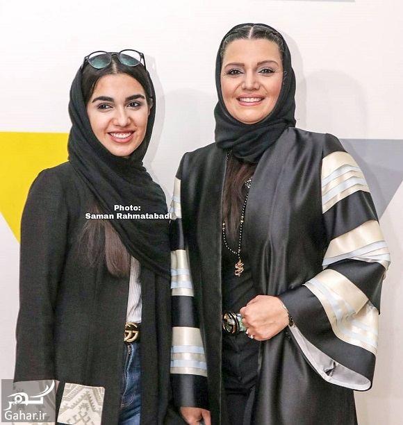 479687 Gahar ir عکس الهام پاوه نژاد و دخترش